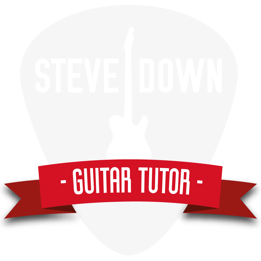 Steve Down - Guitar Tutor